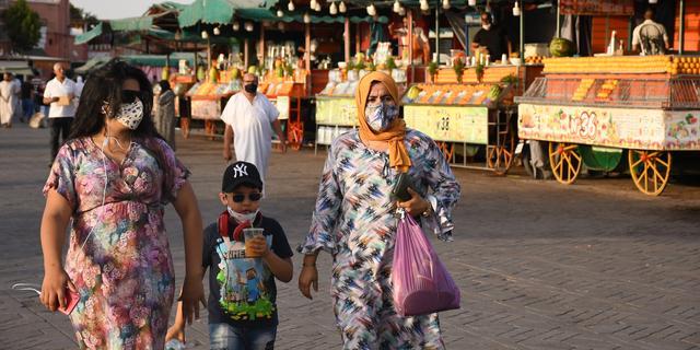 Jaar na eerste coronabesmetting Marokko: hoe is de situatie nu?