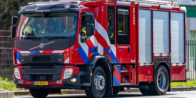 Zolderbrand op Pagelaan, wasmachine of droger mogelijke oorzaak