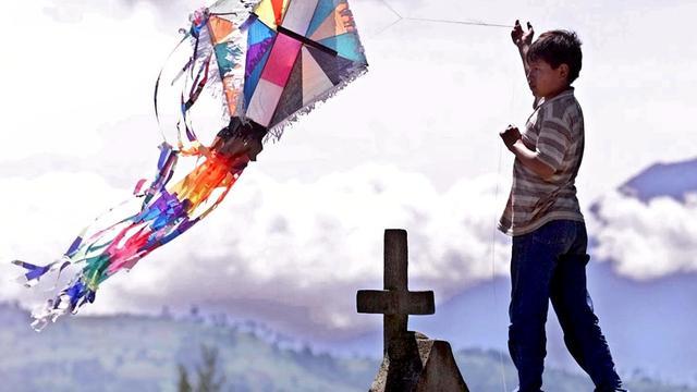 Grote vlieger doodt Japanner tijdens festival