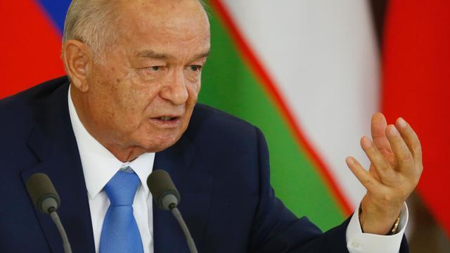 'Oezbeekse dictator Karimov overleden'
