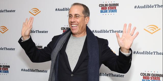 Jerry Seinfeld maakt film over ontbijtsnack Pop-Tarts