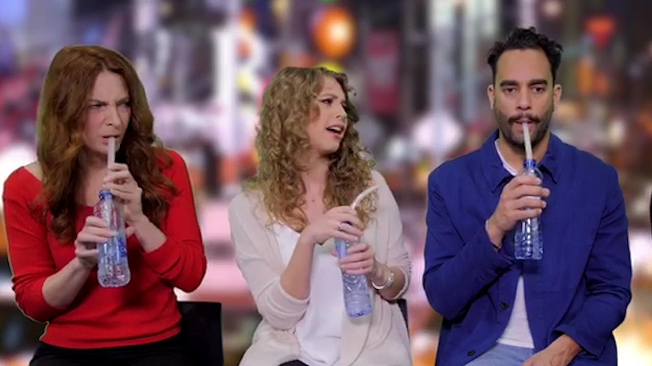 Pia Douwes dwingt cast Best of Broadway te 'bubbelen'