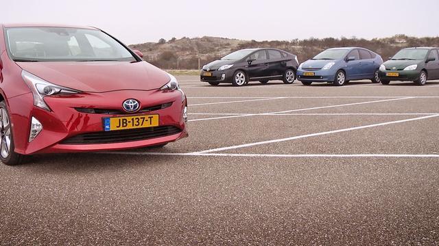 Markt voor tweedehands hybride en elektrische auto's groeit
