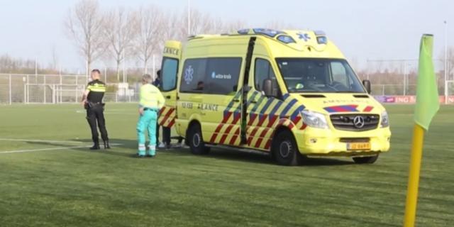 OM vervolgt grensrechter van Haarlemse club die doelman knock-out sloeg