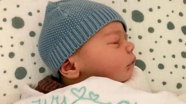 Radio 538-dj Barend van Deelen heeft een zoon gekregen