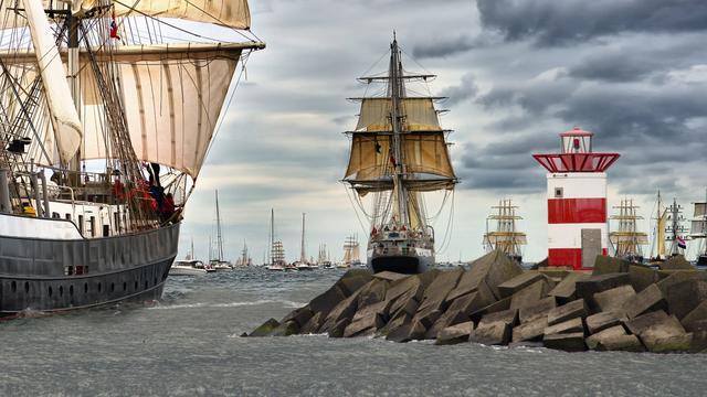 Weekend in Den Haag: Struinen in tuinen en Sail op Scheveningen