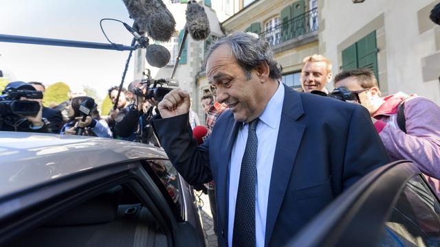 UEFA vergadert op 18 mei over eventuele opvolging Platini