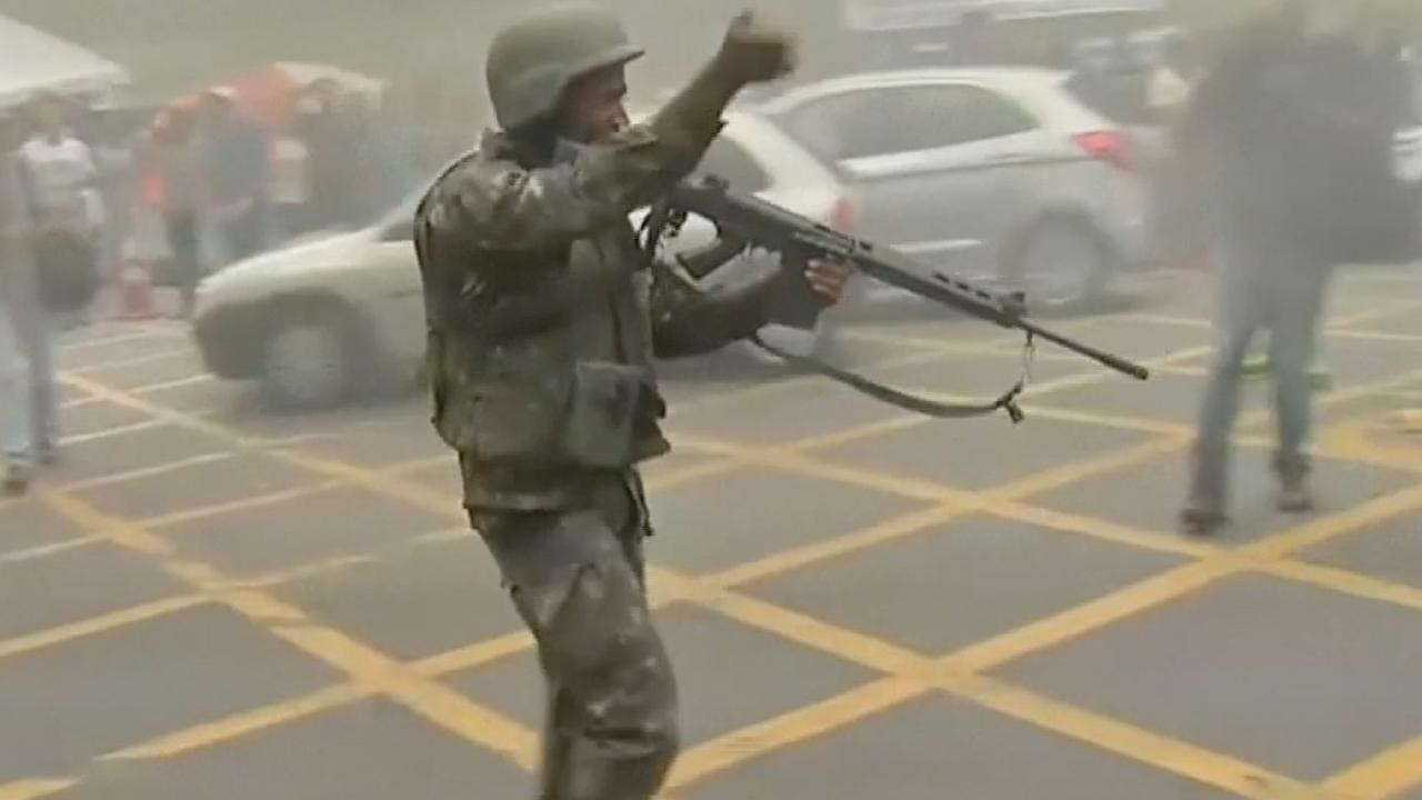 Tientallen doden door geweld tijdens politiestaking in Brazilië