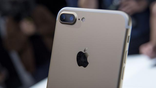 'Chipproductie voor iPhone 8 start in april'