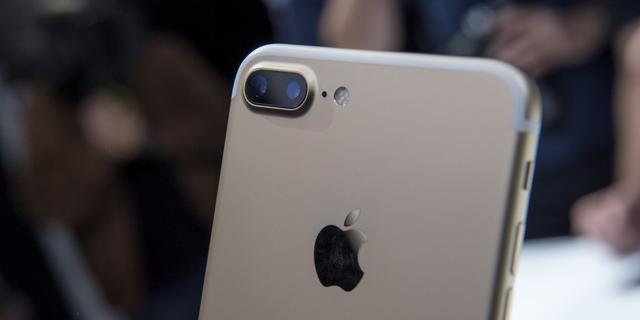 'iPhone 7 wordt minder vaak verkocht dan voorganger'