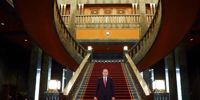 'Erdogan is voorlopig niet van plan om weg te gaan'