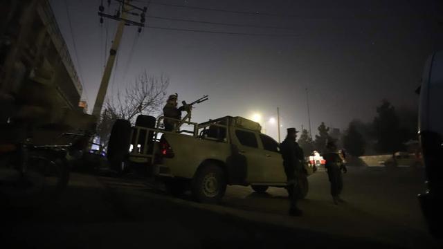 Doden bij aanval op hotel Kabul door gewapende mannen