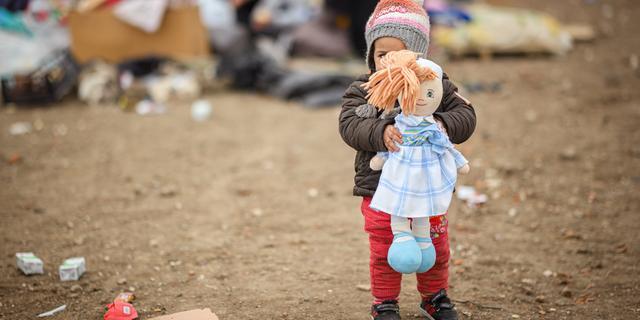Coalitie van EU-landen bereid om kinderen uit Griekse kampen op te nemen