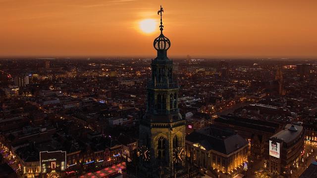 Terreurangst kan steden als Groningen in de kaart spelen