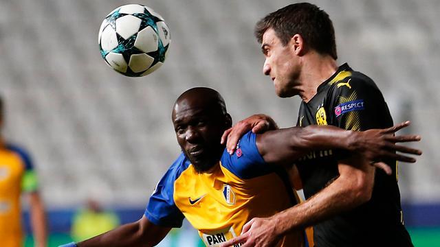 Samenvatting APOEL Nicosia-Borussia Dortmund (1-1)