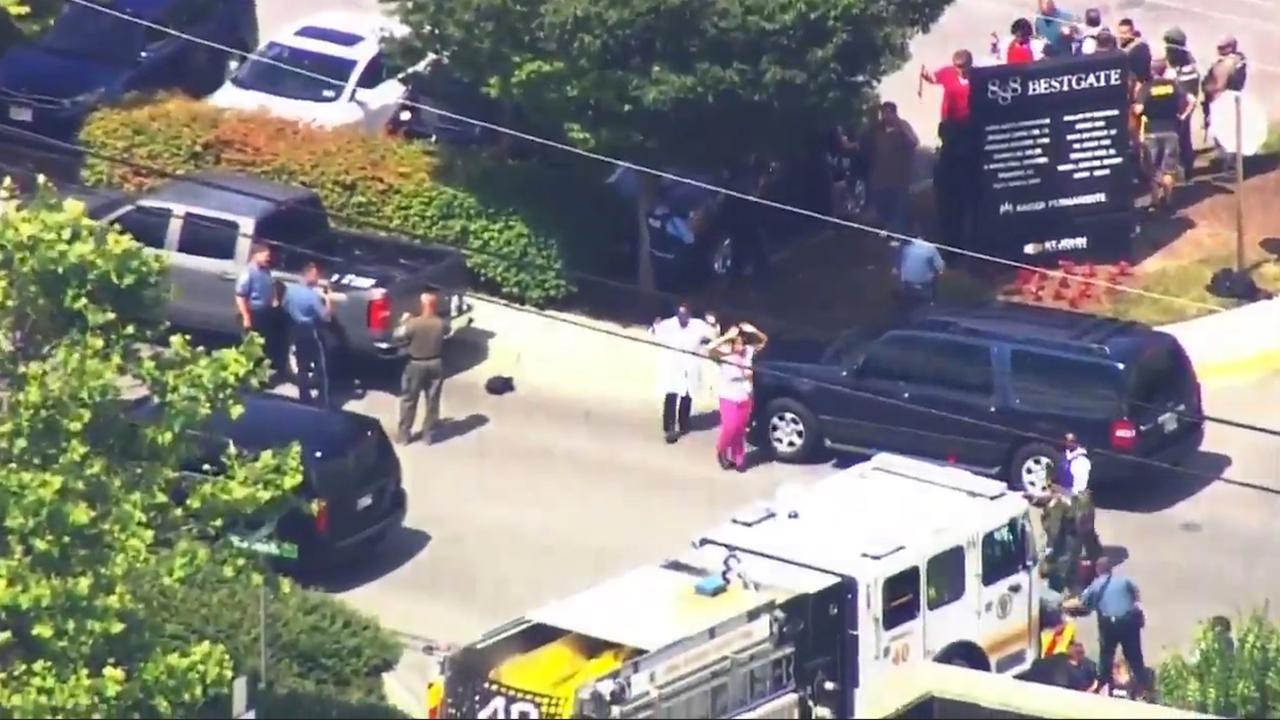 Redactie verlaat pand na dodelijke schietpartij in VS