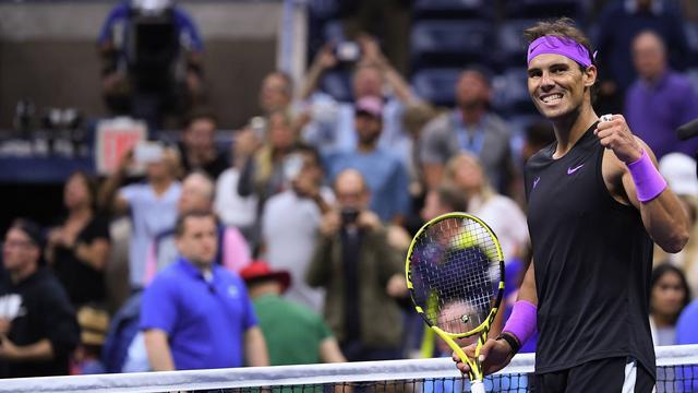 Nadal kan recordhouder Federer tot op één Grand Slam-titel naderen