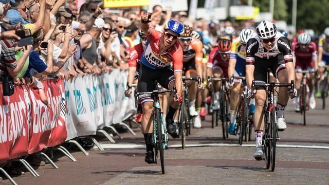 Deze route fietsen de wielrenners van de ZLM-Tour vrijdagmiddag