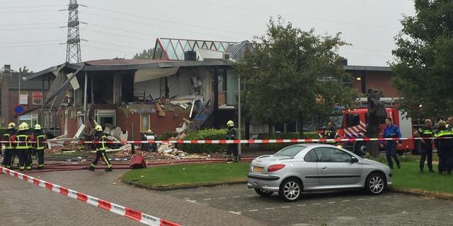 Bewoner veroorzaakte explosie in zorgcentrum Hoogeveen
