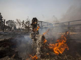 Al bijna zesduizend panden verwoest; meer dan tweehonderd mensen vermist
