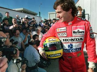 """""""Als je terugdeinsde bij Senna, was je psychologisch verslagen"""""""