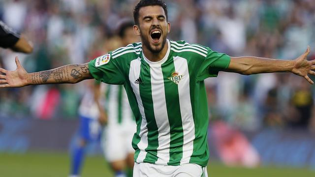 Real Madrid neemt middenvelder Ceballos over van Real Betis