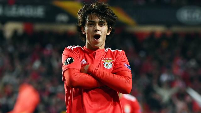 Benfica-coach legt 'nieuwe Cristiano Ronaldo' João Félix geen druk op