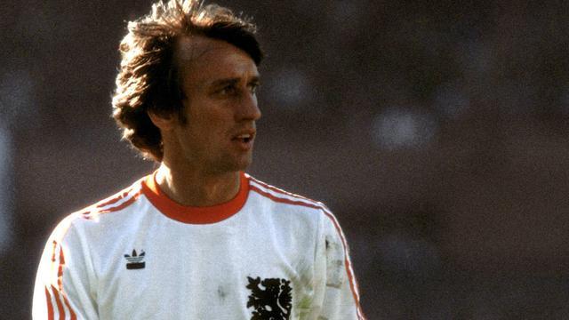 Voetbalwereld bedroefd door overlijden Rensenbrink (72)