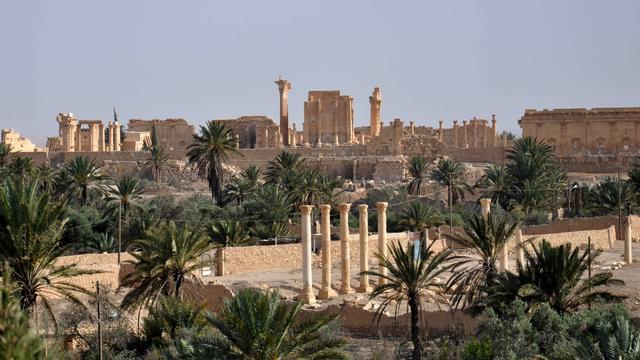 'IS richt bloedbad aan onder inwoners van Palmyra'