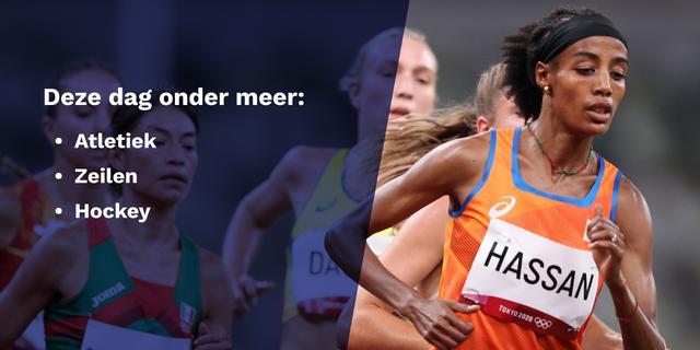 Olympische uitslagen 2 augustus: deze Nederlanders kwamen in actie