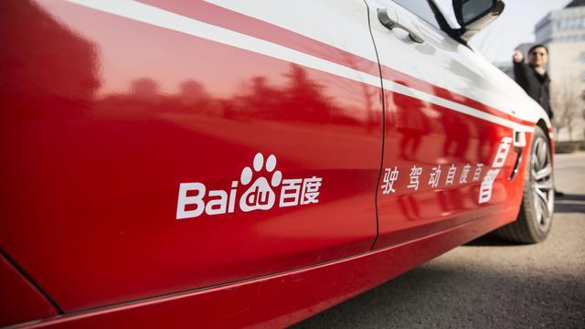 Chinese internetgigant Baidu mag zelfrijdende auto testen in Peking