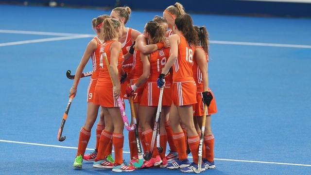 Maximale score hockeysters in poulefase Champions Trophy