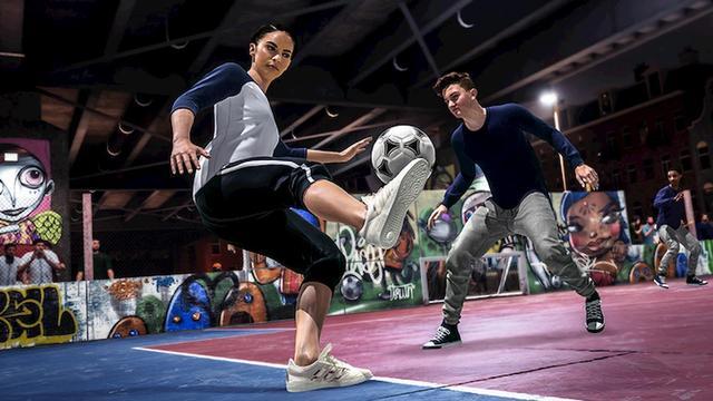 FIFA 20 verschijnt op 27 september met straatvoetbalmodus
