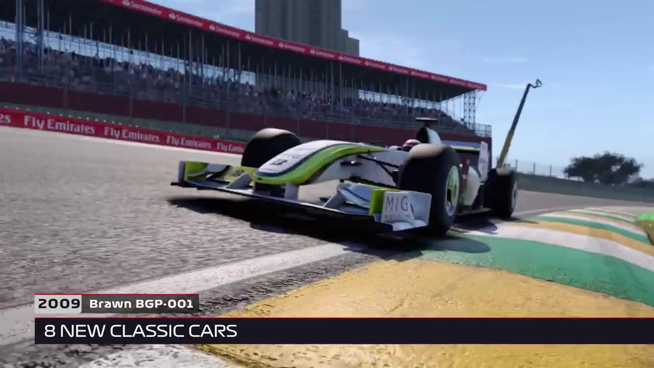 Gametrailer F1 2018