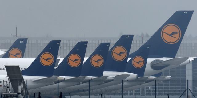 Duurdere tickets helpen Lufthansa aan winst