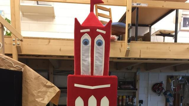 Domtoren krijgt eigen mascotte genaamd Dommy