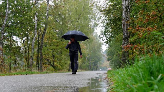 Weerbericht: Bewolkte zondag met kans op regen