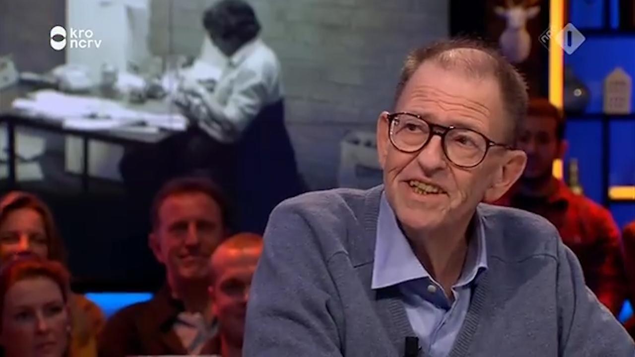 Max van Weezel over zijn loopbaan en ziekte bij Jinek