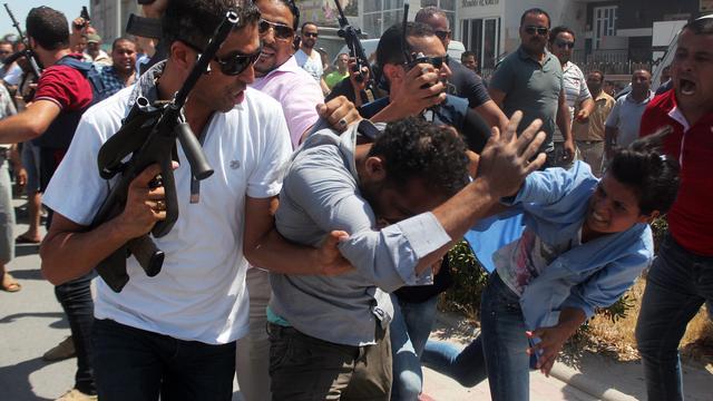 39 doden en gewonden door aanval op hotels Tunesië