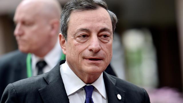 Europese ombudsman heeft vragen over bankierscontacten Draghi