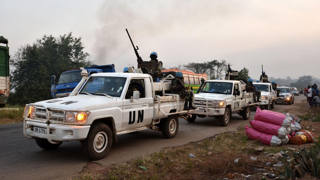 Ex-militairen roven wapens en eisen salaris Ivoorkust