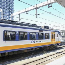 Lange tijd geen treinen tussen Schiphol en Utrecht Centraal door aanrijding.