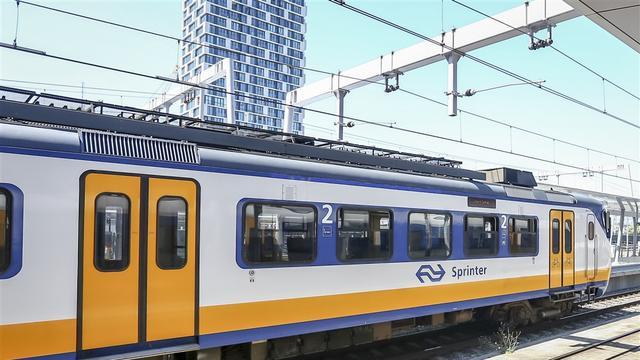 In het weekend geen treinverkeer tussen Alphen aan den Rijn en Gouda