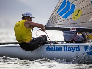 Nederlander behaalt podiumplek dankzij vijfde plaats in slotrace