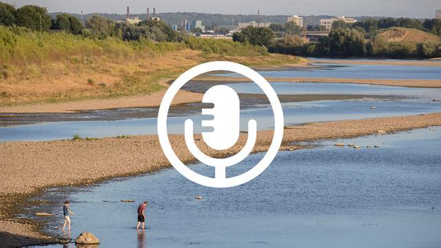 Zuinig met water doen vanwege de droogte in Nederland