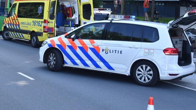 Traumahelikopter ingezet voor incident in bus Arriva