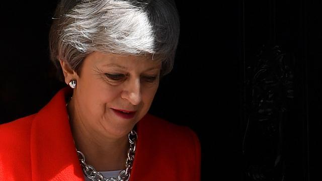Brexit-gesprekken tussen premier Theresa May en Labour-partij geklapt