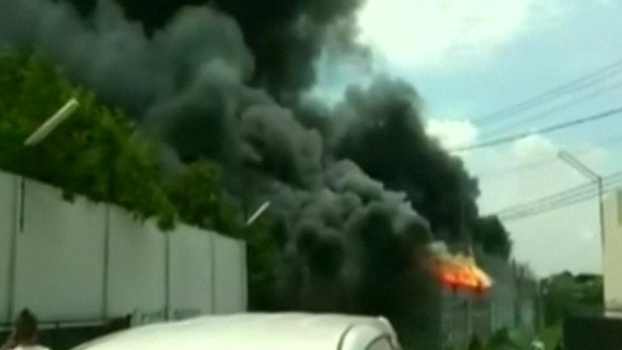 Tientallen doden bij explosie vuurwerkfabriek Indonesië