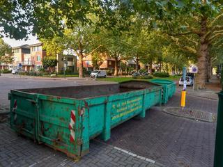 Containers zijn onderdeel van veiligheidsmaatregelen