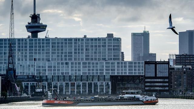 Oeververbinding in Rotterdam moet tussen Kralingen en Zuid komen